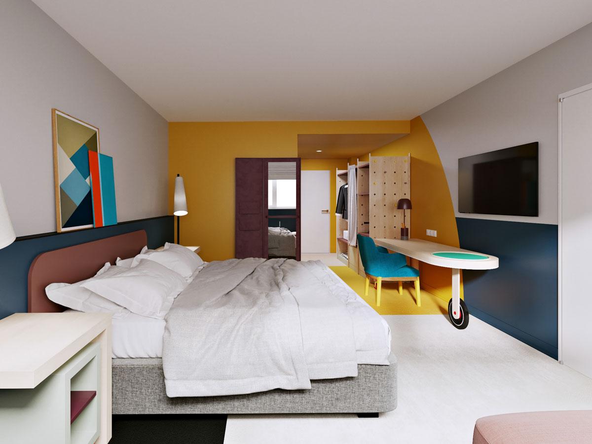 3d interior visualisierungen