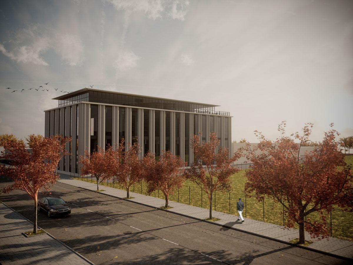 3D Exterior Visualization - Eindhoven