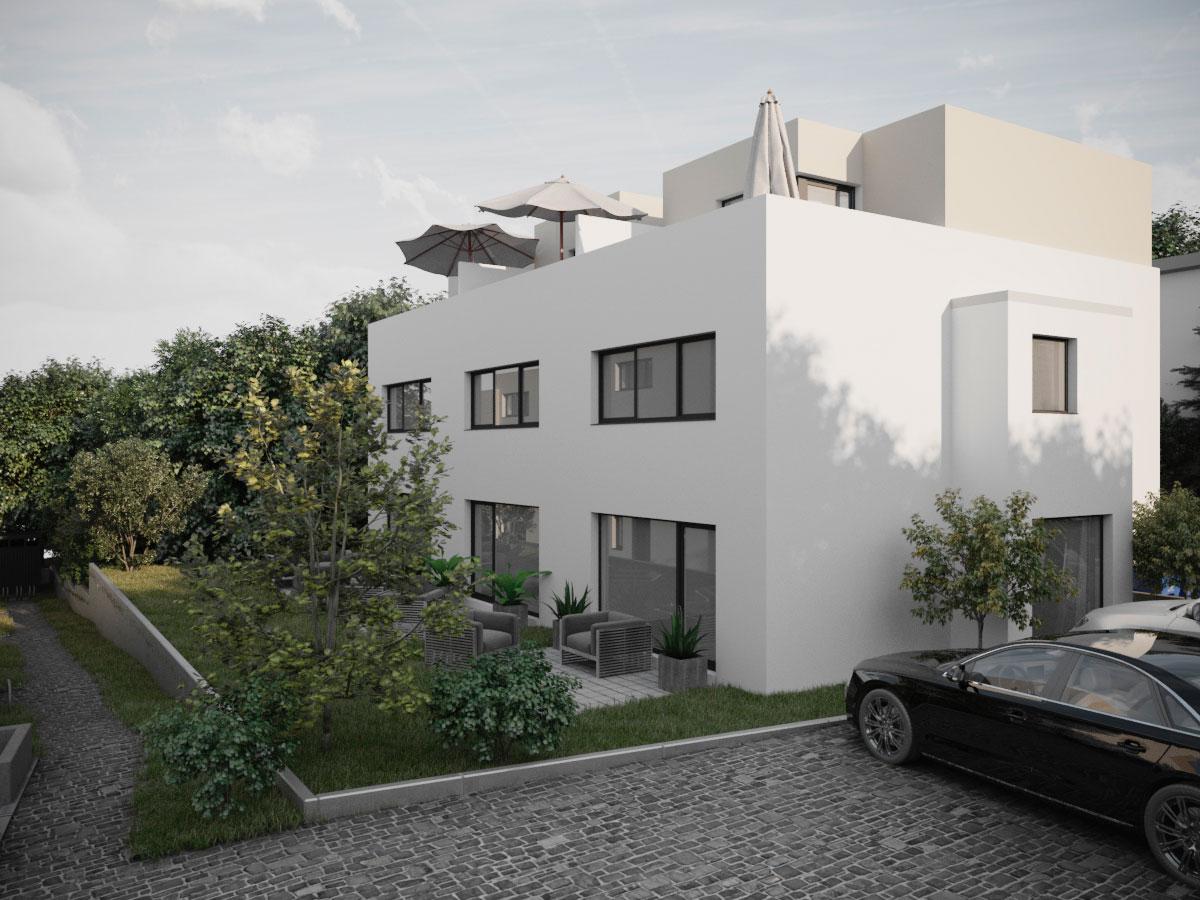 3d architektur visualisierungen theodor strasse exterior