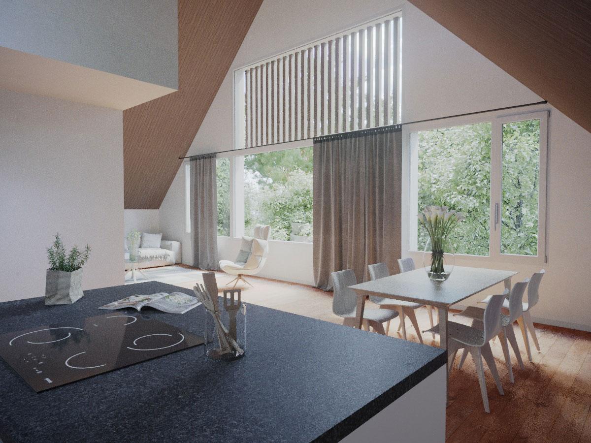3d interior architektur visualisierungen