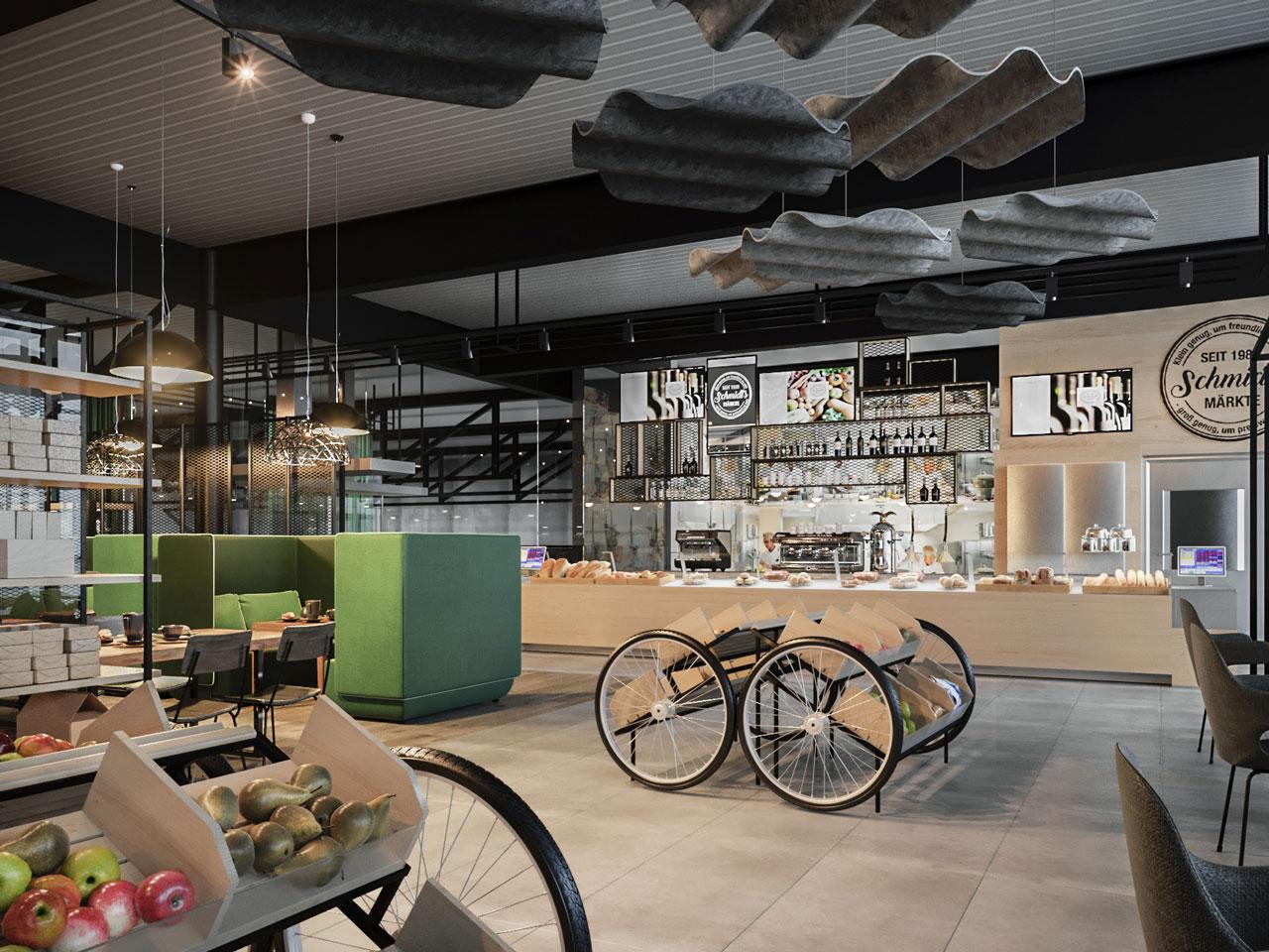 architekturvisualisierung new coffee