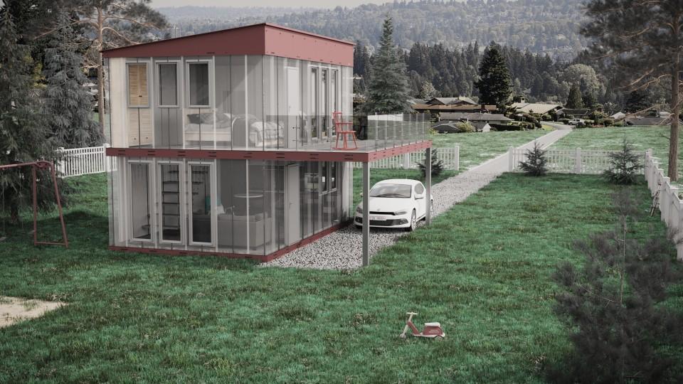 3d visualisierungen architektur