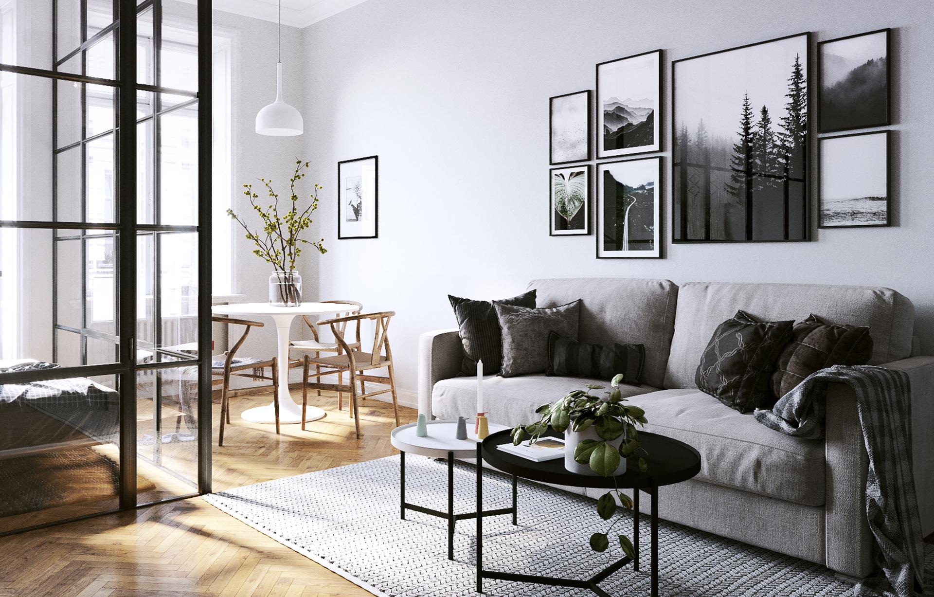 architekturvisualisierung interior